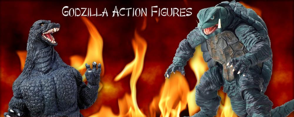 Bandai Godzilla Action Figures